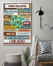 Social Worker I am here 11x17 Poster lifestyle-poster-1