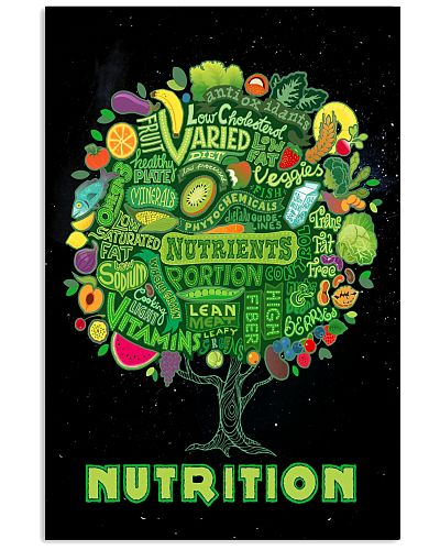 Nutrition Tree Poster