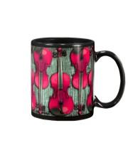 Pink Violins Mug front