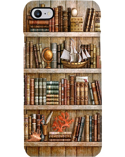 Librarian Shelf Phonecase