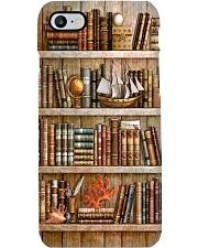 Librarian Shelf Phonecase Phone Case i-phone-7-case