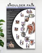 Massage Therapist Shoulder Pain 11x17 Poster aos-poster-portrait-11x17-lifestyle-19