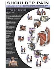 Massage Therapist Shoulder Pain 11x17 Poster front