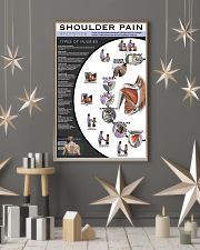 Massage Therapist Shoulder Pain 11x17 Poster lifestyle-holiday-poster-1