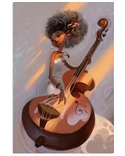Contrabass Girl 11x17 Poster front