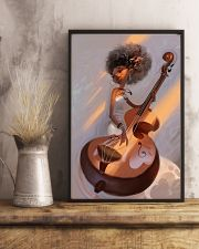 Contrabass Girl 11x17 Poster lifestyle-poster-3