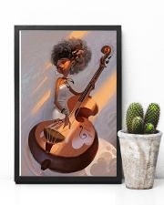 Contrabass Girl 11x17 Poster lifestyle-poster-8