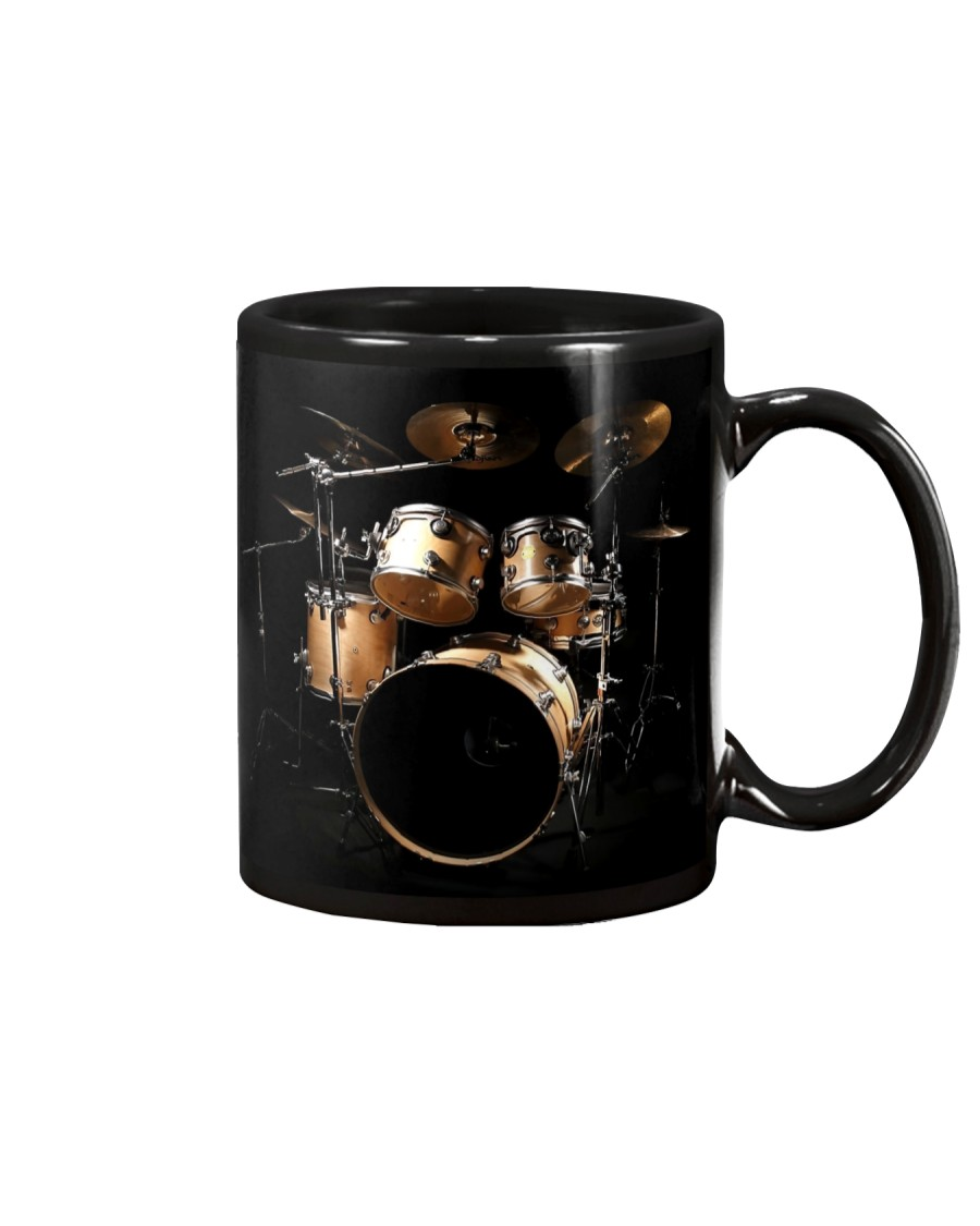 Drummer Shiny Drum Set  Mug