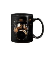 Drummer Shiny Drum Set  Mug front