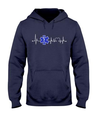 Paramedic Heartbeat Logo