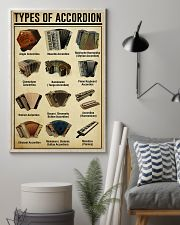 Accordionist Types of Accordion 11x17 Poster lifestyle-poster-1