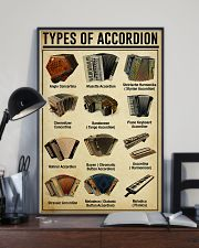 Accordionist Types of Accordion 11x17 Poster lifestyle-poster-2