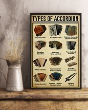 Accordionist Types of Accordion 11x17 Poster lifestyle-poster-3