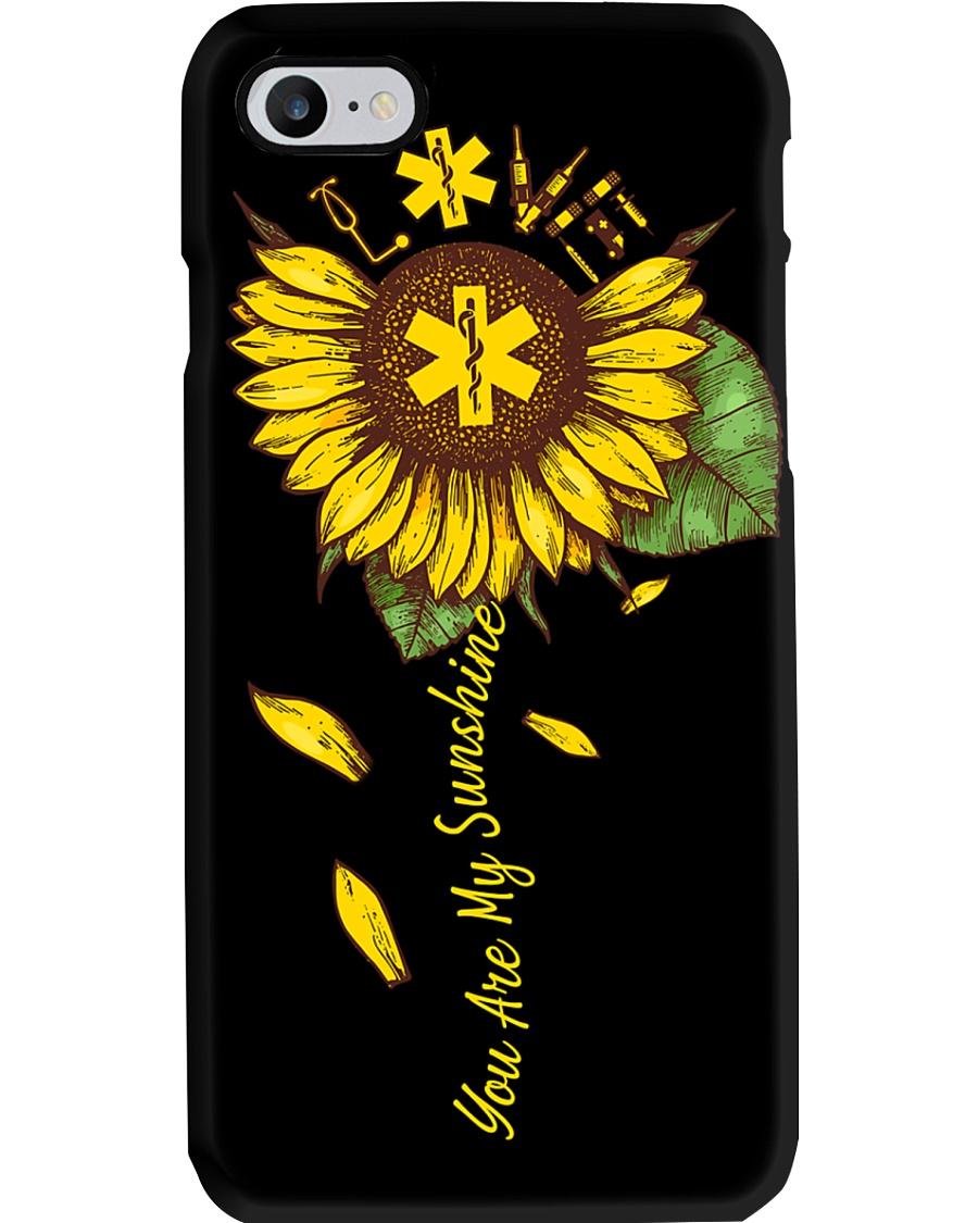 Paramedic You Are My Sunshine  Phone Case