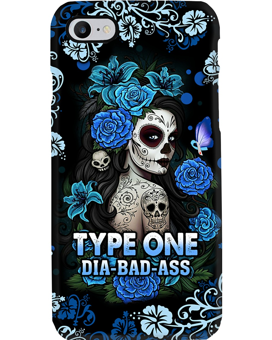 Diabetes Type One  Phone Case