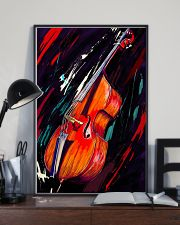 Contrabass Art 11x17 Poster lifestyle-poster-2