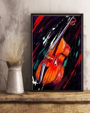 Contrabass Art 11x17 Poster lifestyle-poster-3