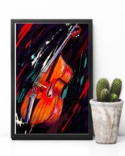 Contrabass Art 11x17 Poster lifestyle-poster-8