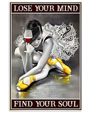 Ballet - Lose Your Mind Find Your Soul 11x17 Poster front