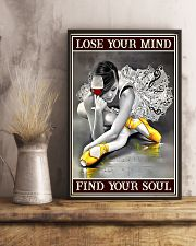 Ballet - Lose Your Mind Find Your Soul 11x17 Poster lifestyle-poster-3