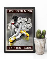 Ballet - Lose Your Mind Find Your Soul 11x17 Poster lifestyle-poster-8
