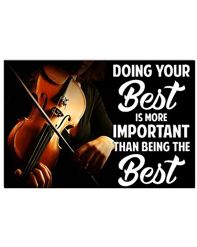 Viola - Doing your best is more important