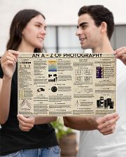 An A-Z Photography 17x11 Poster poster-landscape-17x11-lifestyle-20