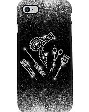 Hairdresser Twinkle Barber Tools Phone Case i-phone-7-case