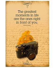 Photographer The Greatest Moments 11x17 Poster front