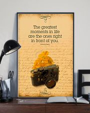 Photographer The Greatest Moments 11x17 Poster lifestyle-poster-2