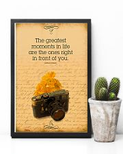 Photographer The Greatest Moments 11x17 Poster lifestyle-poster-8