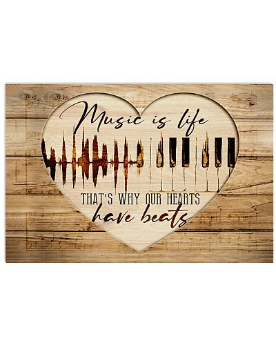 Piano Music Is Life