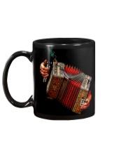 Accordion Player Mug back