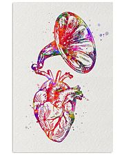 Heart Speaker Cardiology 11x17 Poster front