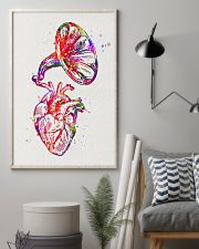 Heart Speaker Cardiology 11x17 Poster lifestyle-poster-1