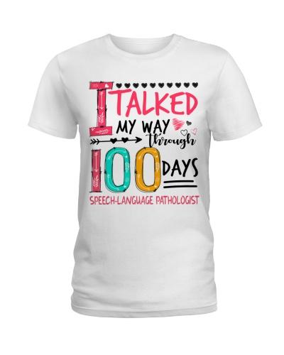 Speech Language Pathologist Talked My Way