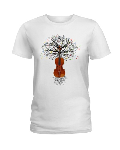 Violin Music Tree