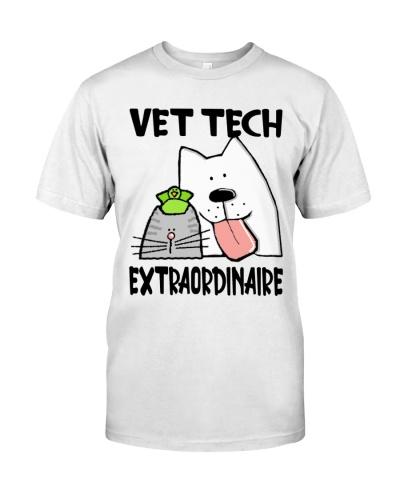 Vet Tech Extraodinairie