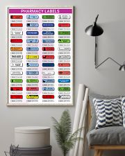 Pharmacy Labels 11x17 Poster lifestyle-poster-1