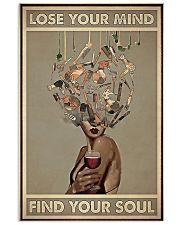 Hairdresser Find Your Soul 11x17 Poster front
