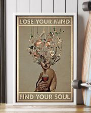 Hairdresser Find Your Soul 11x17 Poster lifestyle-poster-4