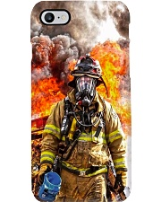 Firefighter Smoke Phone Case i-phone-7-case