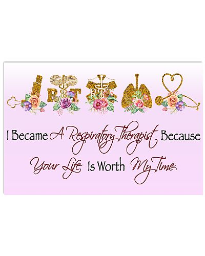Respiratory Therapist Your Life Is Worth My Time