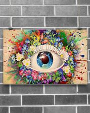 Optometrist Magic Eye 17x11 Poster poster-landscape-17x11-lifestyle-18