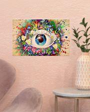 Optometrist Magic Eye 17x11 Poster poster-landscape-17x11-lifestyle-22