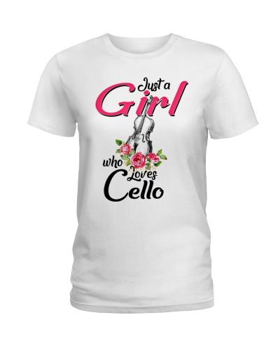 Cello Just A Girl Who Loves Cello