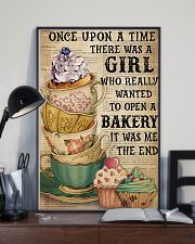 Baking A Girl Who Really Wanted To Open A Bakery 11x17 Poster lifestyle-poster-2