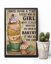 Baking A Girl Who Really Wanted To Open A Bakery 11x17 Poster lifestyle-poster-8