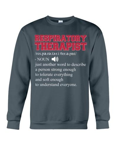 Respiratory Therapist Noun