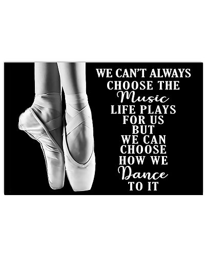 Ballet We Can Choose How We Dance To It